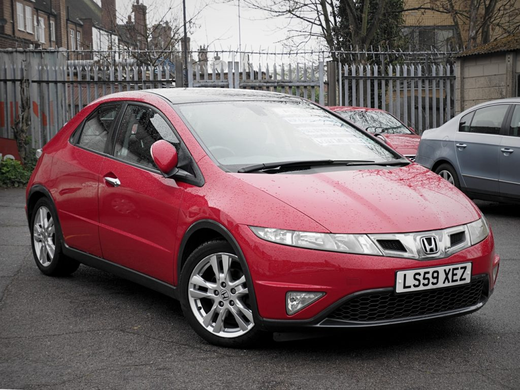 Honda Civic 1.8ES Automatic