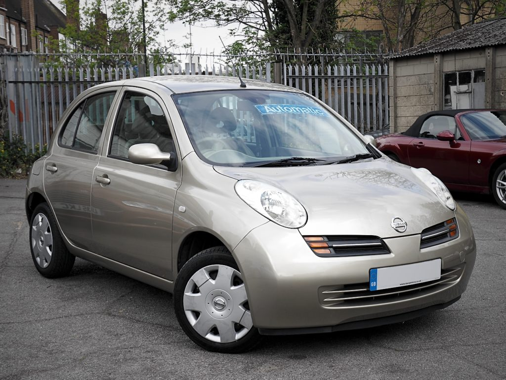 Nissan Micra 1.3 Automatic