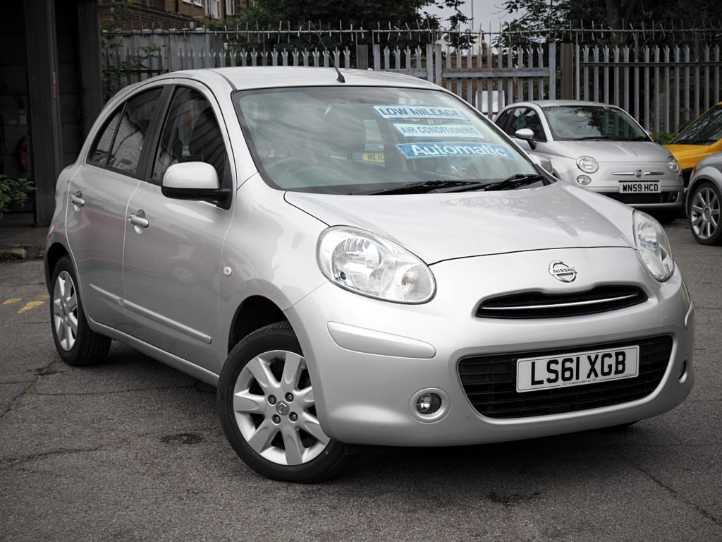 Nissan Micra 1.2 Acenta Automatic