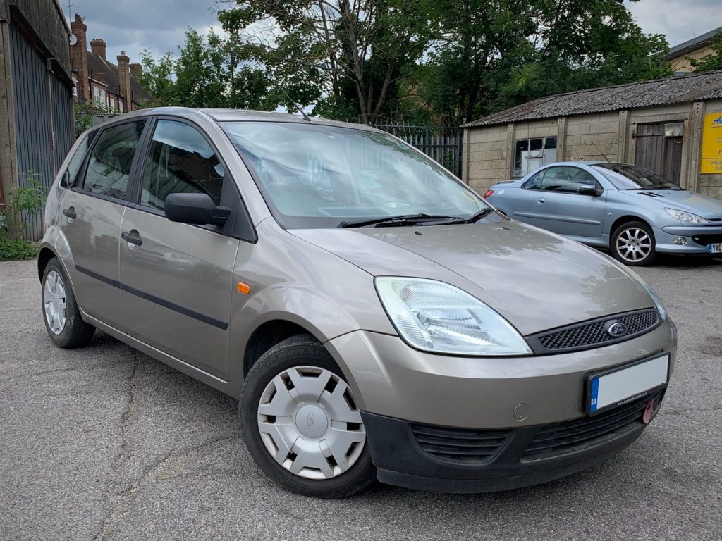 Ford Fiesta 1.4LX Automatic