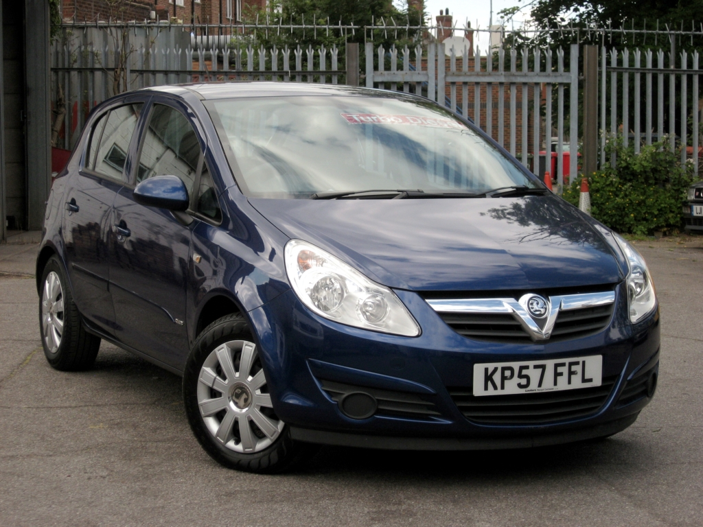 vauxhall corsa 1 3 cdti 5 dr buntings of harrow. Black Bedroom Furniture Sets. Home Design Ideas