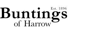 buntings of harrow, established 1896