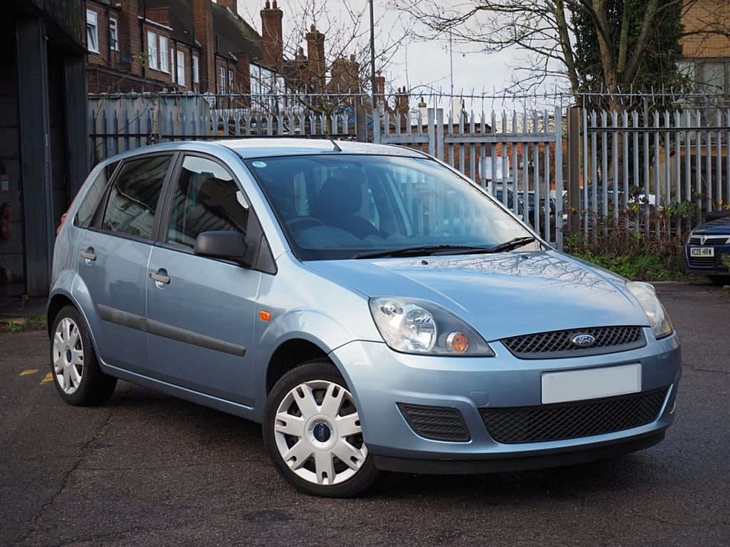 Ford Fiesta 1.2 Style Climate - Front